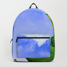 Mother Nature Smiling Backpack