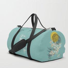 Seasons Time Space Duffle Bag