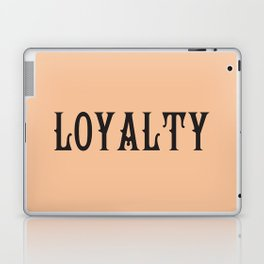 LOYALTY Laptop & iPad Skin