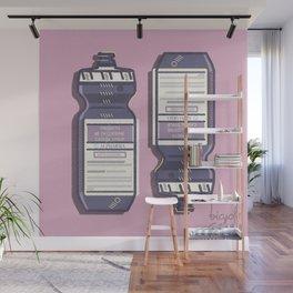 Ham Bottles Wall Mural