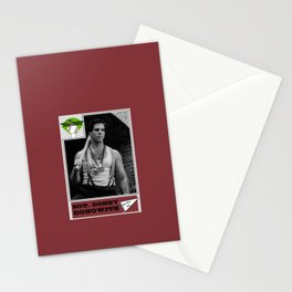 Donowitz Ball Card Stationery Cards
