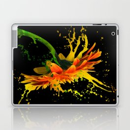 Liquid Daisy Laptop & iPad Skin