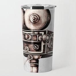 Mitchell 35mm Camera Travel Mug
