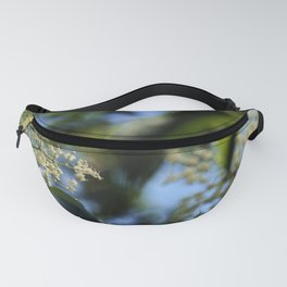Lace Flower Fanny Pack