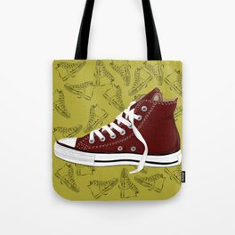Respect My Kicks! Tote Bag
