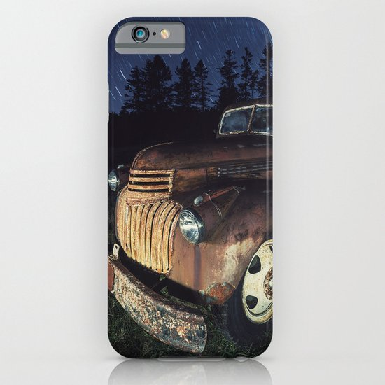 Spinning Overhead iPhone & iPod Case