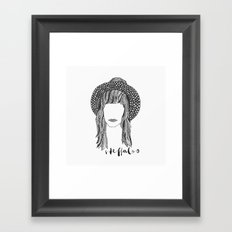 steffaloo Framed Art Print