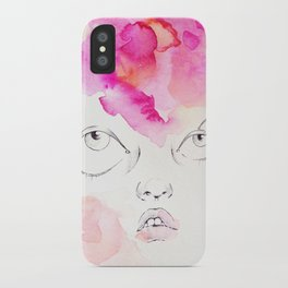 AY x WildHumm 6 iPhone Case