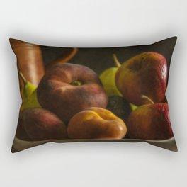 Still life #17 Rectangular Pillow