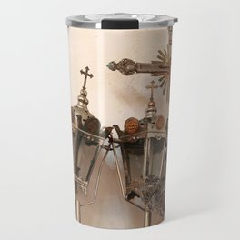Religious artifacts Travel Mug