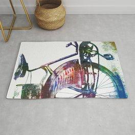 Vintage Bike Rug