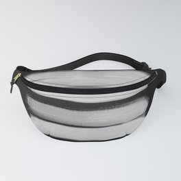 Stripes - No Comment #2 #minimal #painting #decor #art #society6 Fanny Pack