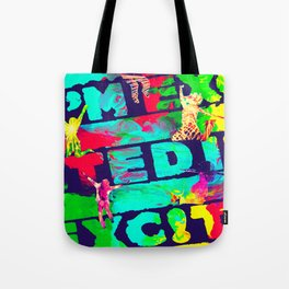I'm Excited Tote Bag