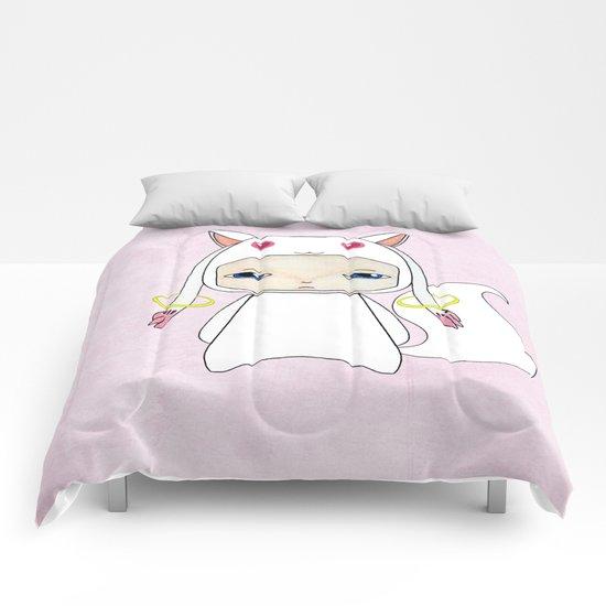A Boy - Kyubey Comforters