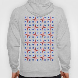 symmetric patterns 107 Hoody