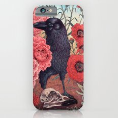 Crow Effigy Slim Case iPhone 6s