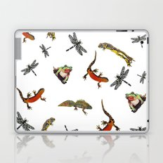 Let's go to the pond Laptop & iPad Skin