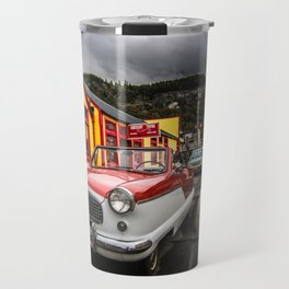 If i could turn back time... Travel Mug