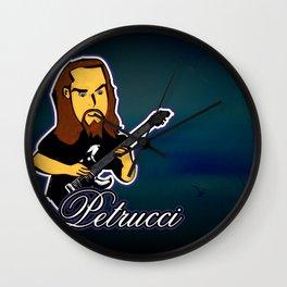 John Petrucci Wall Clock