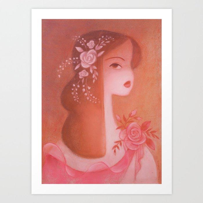 Ambrose Art Print