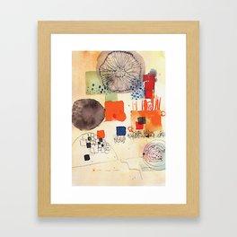 Inside Nature  Framed Art Print