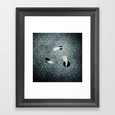 The Visitors (Alternate) Framed Art Print