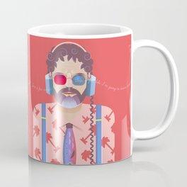 Lawrence Jacoby | Twin Peaks Coffee Mug