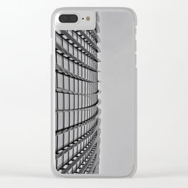 Architecture (5) Clear iPhone Case