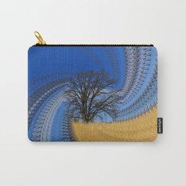 Prairie oak swirl Carry-All Pouch