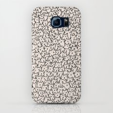 A Lot of Cats Galaxy S6 Slim Case