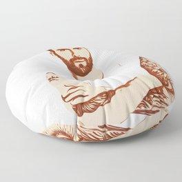 Adam Levine - Pop Art Floor Pillow
