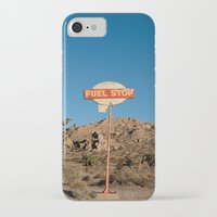 pocket fuel iPhone & iPod Cases featuring Fuel Stop by Shy Photog
