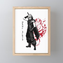 Soldier Ink Framed Mini Art Print