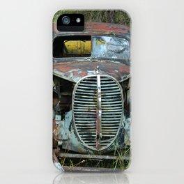 OldTruck iPhone Case