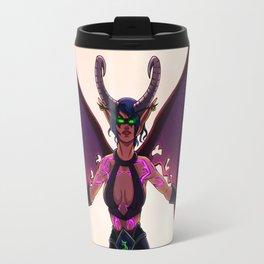 Demon Hunter Travel Mug