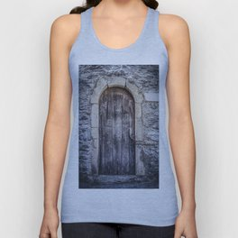 Old French Door Unisex Tank Top