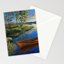 Pine lake Stationery Cards