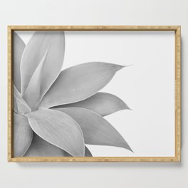 Agave Finesse #6 #tropical #decor #art #society6 Serving Tray