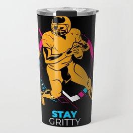 Quarterback Football Travel Mug