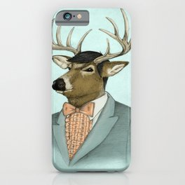 Going Stag iPhone Case