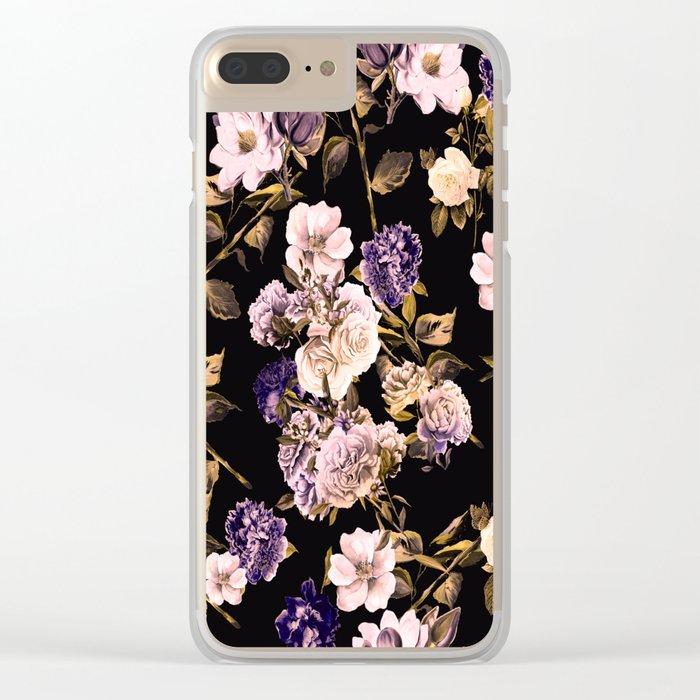 Winter Garden II Clear iPhone Case