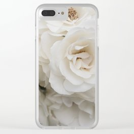 Summer blooms in New Zealand Clear iPhone Case