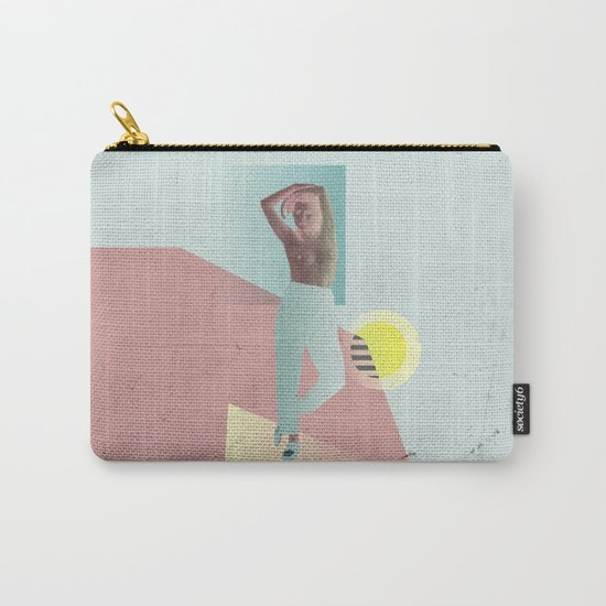 getting ready to party Carry-All Pouch