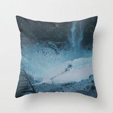 Ultramarine Throw Pillow