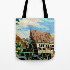 Found Tapestry Mill Tote Bag