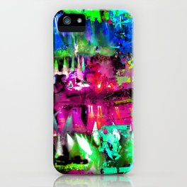 Caspian 80s iPhone Case