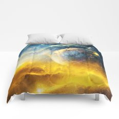 Dreaming the Stars Comforters