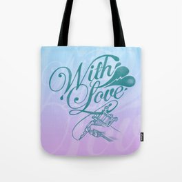 With love always Tote Bag
