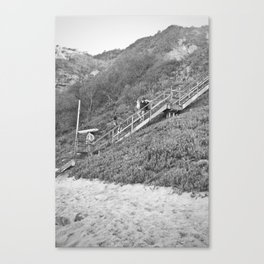 one + one Canvas Print