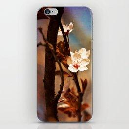 Pink Bloom iPhone Skin